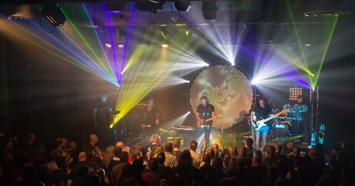 Prestigious Live Music Venues...
