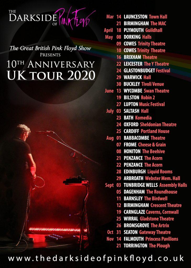 UK Tour Dates